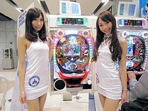 展示会速報パチンコ新機種「CR黄門ちゃま寿」展示会(平和)