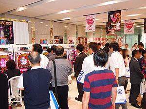 展示会速報めぞん、ルパン、TOKIO DELUXEの3機種同時内覧会(平和)