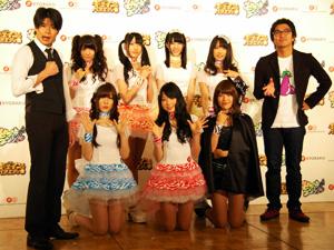 展示会速報SKE48メンバーによる「ゼブラエンジェル」がリニューアル(京楽産業.)