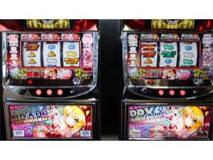 展示会速報パチスロ新機種「ビッグボーナス64」内覧会(タイヨー)
