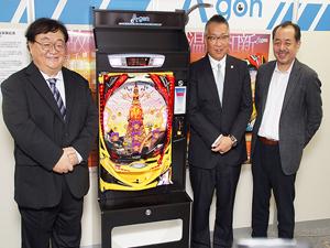展示会速報「CRA-gon昭和物語」新機種プレス発表会(A-gon)