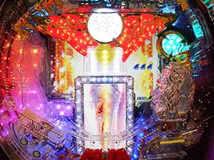 展示会速報大型液晶&ギミックでド派手な演出「CRテイルズ オブ デスティニー」内覧会(ニューギン)