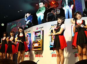 展示会速報「CRパチンコおそ松さん」&「パチスロおそ松さん」発表会&ファンイベント開催(Daiichi)