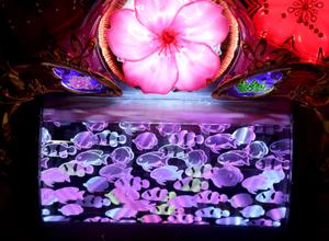 展示会速報「P ドラム海物語 IN沖縄 桜バージョン」内覧会開催(サンスリー)