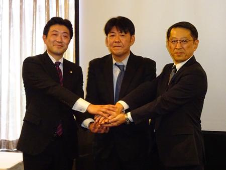展示会速報「Sオリスロ3AA」プレス説明会を開催(JPS)