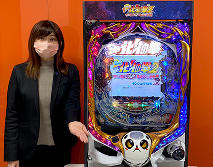 展示会速報「P DD北斗の拳2ついでに愛をとりもどせ!!」オンライン発表会(高尾)