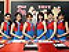 新機種「ぱちんこCR宮廷女官チャングムの誓い」展示発表会(サミー)