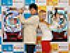 パチンコ新機種「CRシンデレラボーイ2~シンデレラコードを奪還せよ~」プレス発表会(タイヨーエレック)