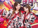 「CR機動新選組 萌えよ剣3」プレス向け内覧会開催(タイヨーエレック)