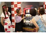 パチスロ「麻雀格闘倶楽部2」のプレス発表会を開催(KPE)