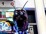 右打ち中はオール2400発!新機種「ぱちんこ テラフォーマーズ」発表(京楽産業.)