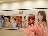 「CR花満開~天ノ舞~」内覧会開催(西陣)
