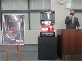 展示会速報「パチスロ バイオハザード7 レジデント イービル」プレス向け説明試打会開催