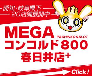 メガコンコルド800春日井店+