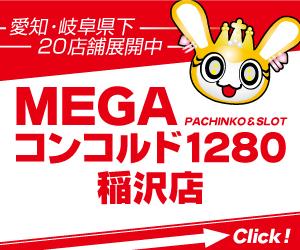 メガコンコルド1280稲沢店