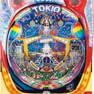 パチンコCRA TOKIO PREMIUM
