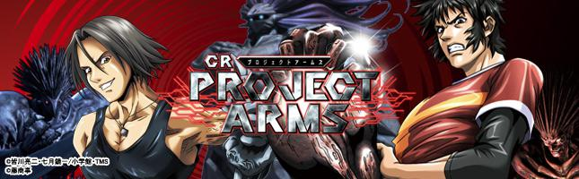 CR PROJECT ARMS