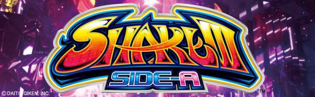 SHAKEⅢ SIDE-A