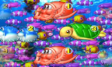【海モード】魚群予告