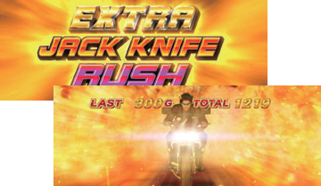 【ART】EXTRA JACK KNIFE RUSH