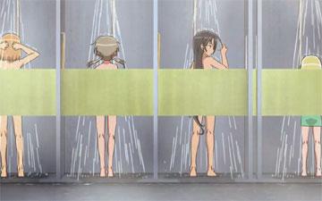 【通常演出】シャワー演出(1)