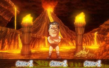 【前兆ステージ】火山修行モード