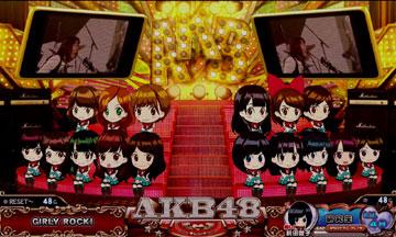 【通常時ステージ】GIRLY ROCK!