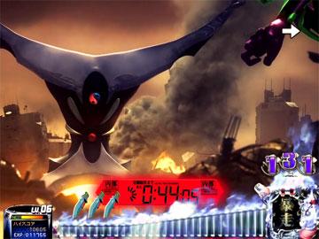 【BATTLE MODE】AVERAGE MODE(対戦使徒/最終防衛線)