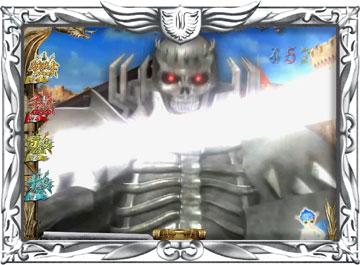 【予告演出】髑髏の騎士進撃予告
