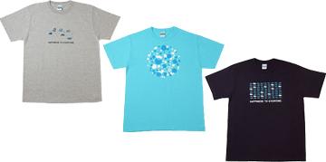 業界ニュース「海物屋」にて日本応援Tシャツ8月より販売開始(三洋物産)