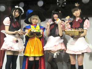 業界ニュース「マジカルハロウィン×メイドカフェ」コラボイベント開催(コナミアミューズメント)