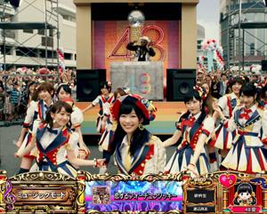 業界ニュース「ぱちスロ AKB48 エンジェル」フィールドテスト決定(KYORAKU)