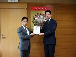 業界ニュースダイナムが平成28年熊本地震の復興支援として1,165万円を寄付(ダイナム)
