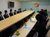 G&Eビジネススクールにて特別講義「CR美男(イケメン)ですね開発者講話開催」